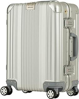[レジェンドウォーカー] スーツケース フレーム ハードスーツケース アルミニウム合金 双輪 1510-48 保証付 36L 53 cm 4kg