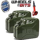 Wheels N Bits Petrol Cans