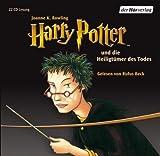 Harry Potter 7 und die Heiligtümer des Todes von Rowling.