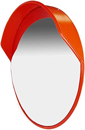 Cablematic Specchio panoramico Stradale Convesso di Sicurezza 60 cm
