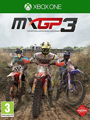 MXGP3 - The Official Motocross Videogame (Xbox One) UK IMPORT REGION FREE
