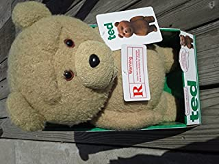 Ted 16-Inch R-Rated Talking Plush Teddy Bear w/ Moving Mouth [並行輸入品]