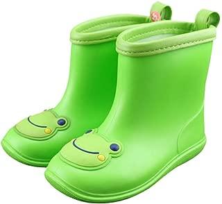 Babys Rain Boots Children Waterproof Shoes for Boys Girls