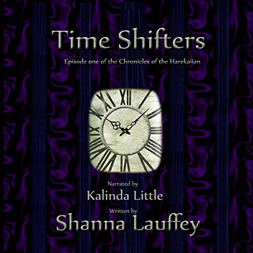 Time Shifters audiobook cover art