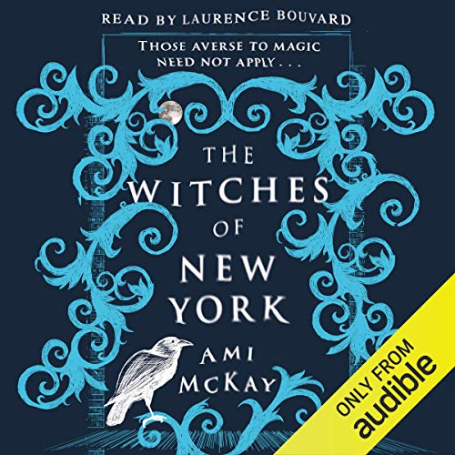 Couverture de The Witches of New York