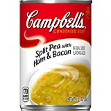 Campbell'sCondensed Split Pea with Ham Soup, 11.5 Ounce (Pack of 12)