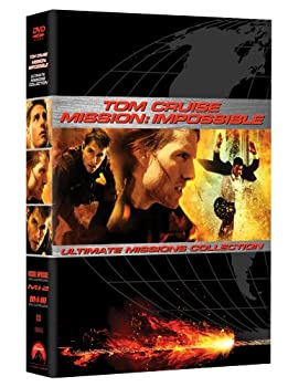 Mission  Impossible - Ultimate Missions Collection  Mission  Impossible / Mission  Impossible II / Mission  Impossible III