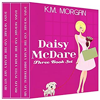Daisy McDare Three Book Set                   By:                                                                                                                                 K.M. Morgan                               Narrated by:                                                                                                                                 Caroline Shively                      Length: 9 hrs and 51 mins     19 ratings     Overall 2.9
