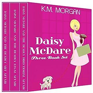 Daisy McDare Three Book Set audiobook cover art