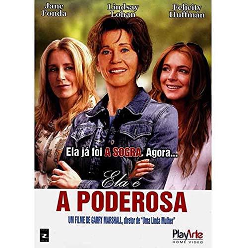 Ela É A Poderosa - Dvd