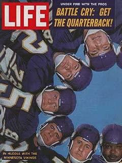 Life Magazine November 17, 1961 -- Cover: Minnesota Vikings