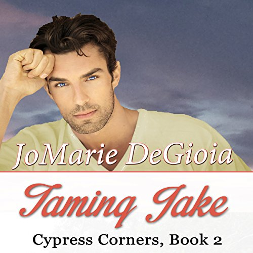 Taming Jake cover art