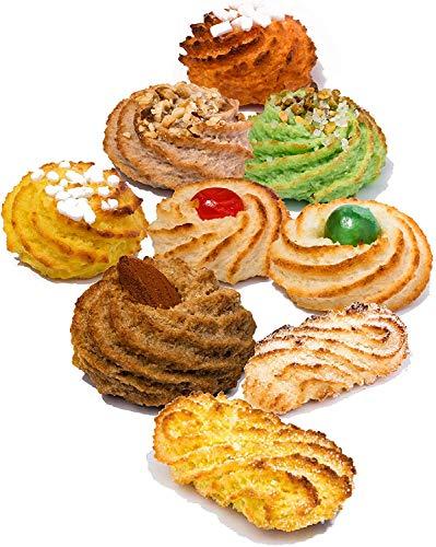 assortiment biscuits auchan