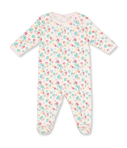 Petit Bateau Dors Bien Pyjama, Multicolore (Cordes/Multicolores 70), 6 Mois Bébé garçon