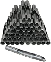 proven part Replacement Aerator Core Tines Set of 48 Exmark 121-4894 126-026 373-017 Closed Spoon 1/2 Inch