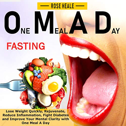 One Meal a Day Fasting Audiobook By Rose Heale cover art