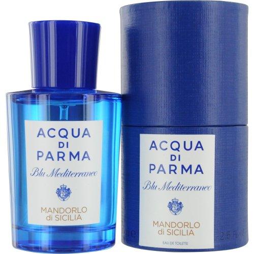 Acqua di Parma Blu mediterraneo Mandorlo di Sicilia Eau de toilette spray 75 ml unisex