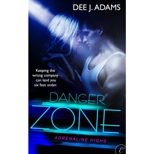 Danger Zone audiobook cover art