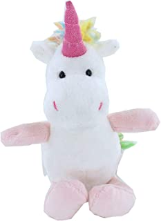 "GiftsGaloreNow Pearl The Unicorn 8"" Plush Stuff Animal Premium Quality Gifts for Kids Christmas"