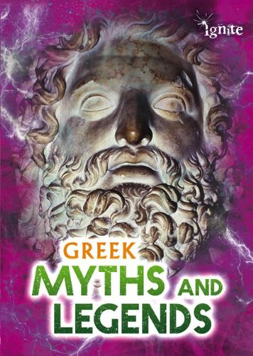 Greek Myths and Legends (All About Myths)