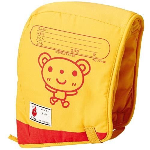 乳児用防災ずきんBB(専用袋付き)【フレーベル館の保育用品】 【日本防炎協会認定合格品】