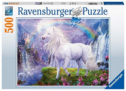 Ravensburger 150076 Puzzel Paard Getekend - Legpuzzel - 500 Stukjes