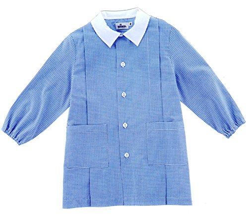 Grembiule per la scuola materna Blu 55 cm