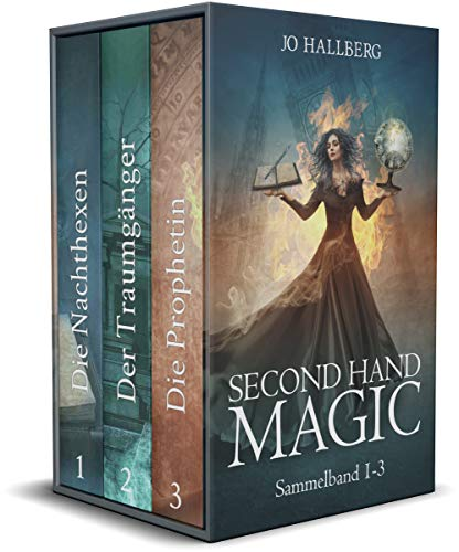 Second Hand Magic : Sammelband 1 - 3