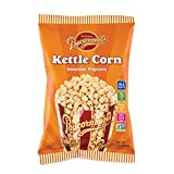 Popcornopolis Gourmet Popcorn Snack Bags, Pack of 24 Kettle Corn 1.5 Ounce Bags