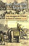 VOYAGES ORIENT BARON AUBONNE