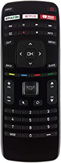 Vizio XRT112 Factory Original Replacement Smart TV Remote Control (Amazon/Netflix/iHeartRadio) - New 2018 Model