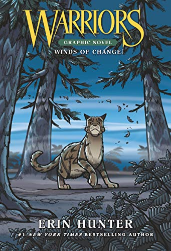 Compare Textbook Prices for Warriors: Winds of Change Warriors Graphic Novel  ISBN 9780063043244 by Hunter, Erin,Barry, James L.