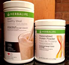 Herbalife Formula1 Nutritional Shake + Personalized Protein Powder (Cookies 'n Cream)