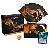 Magic: The Gathering Innistrad: Midnight Hunt Bundle | 8 Set Boosters + Accessories