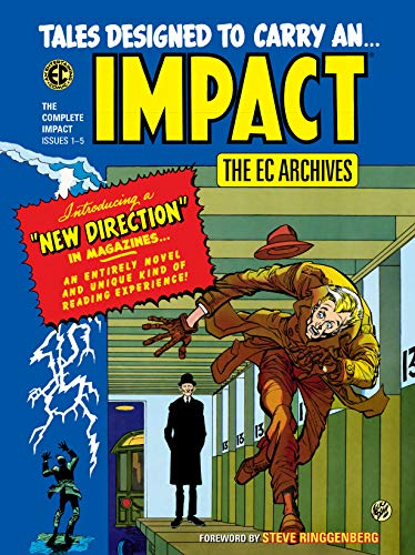 The EC Archives: Impact (English Edition)
