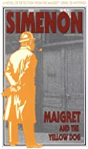 Maigret and the Yellow Dog (English and French Edition)