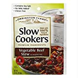 Orrington Farms Seasoning Slow Cooker Veg Beef Stew, 2.5 oz