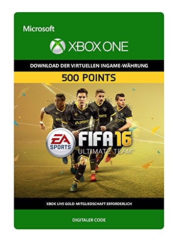 FIFA 16 500 FIFA Points [Xbox One - Download Code]