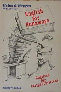 English for Runaways. 5 Ex. a DM 3.-.
