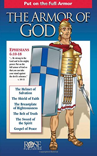 Armor of God pamphlet: Put on the Full Armor