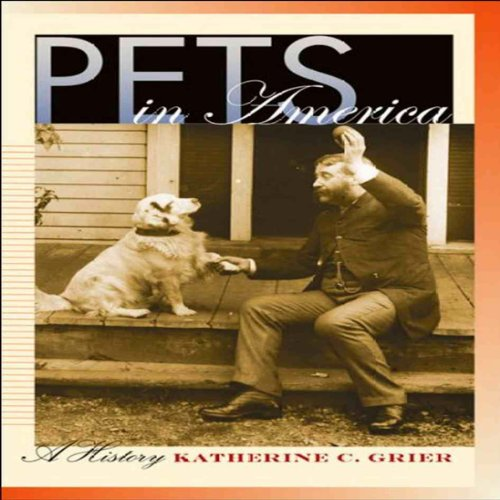 Pets in America audiobook cover art