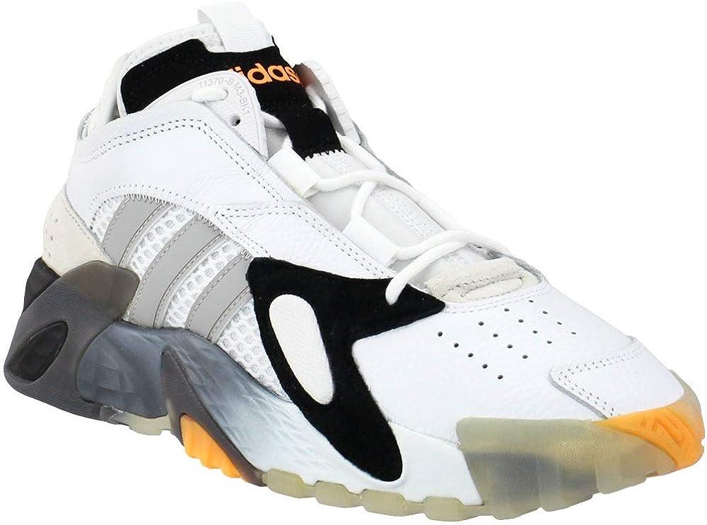 Amazon.com: adidas Kids Girls Streetball J Basketball Sneakers ...