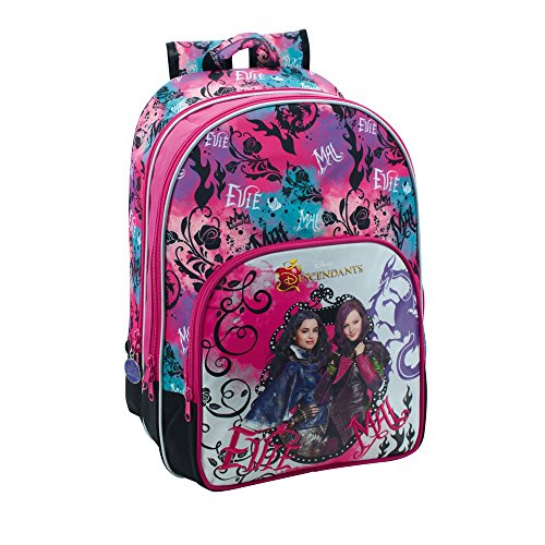 Descendientes 32524A1 Mochila Escolar  29.57 litros  Color Rosa