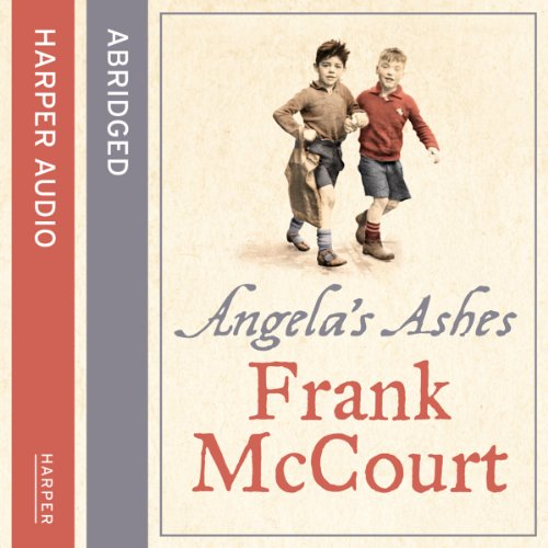Angela's Ashes audiobook cover art