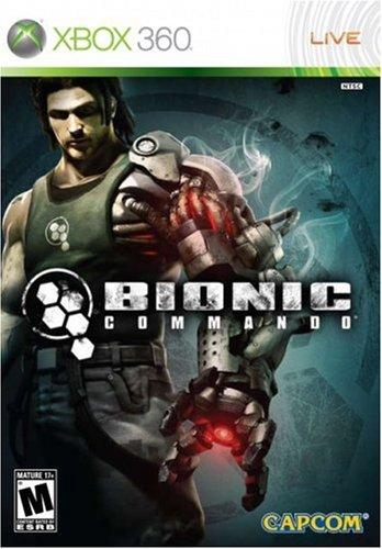 Bionic Commando Nla