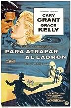 To Catch a Thief Movie Poster (27 x 40 Inches - 69cm x 102cm) (1955) Spanish Style B -(Cary Grant)(Grace Kelly)(Jessie Royce Landis)(John Williams)(Charles Vanel)(Brigitte Auber)