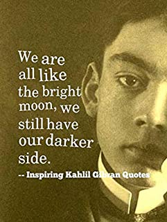 Amazon com: kahlil gibran quotes