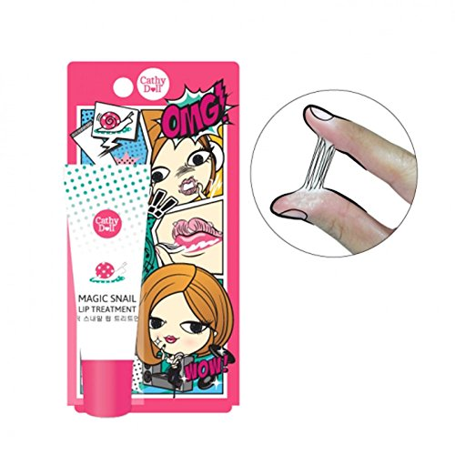 Cathy Doll Zoom in Magic Snail Lip Treatment 10g
