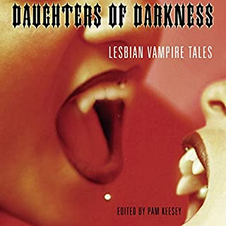Daughters of Darkness: Lesbian Vampire Tales audiobook cover art