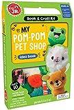 KLUTZ My Pom-Pom Pet Shop Craft Kit